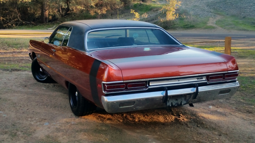 1969 Plymouth Fury Iii She S Gone Southern Cross Us