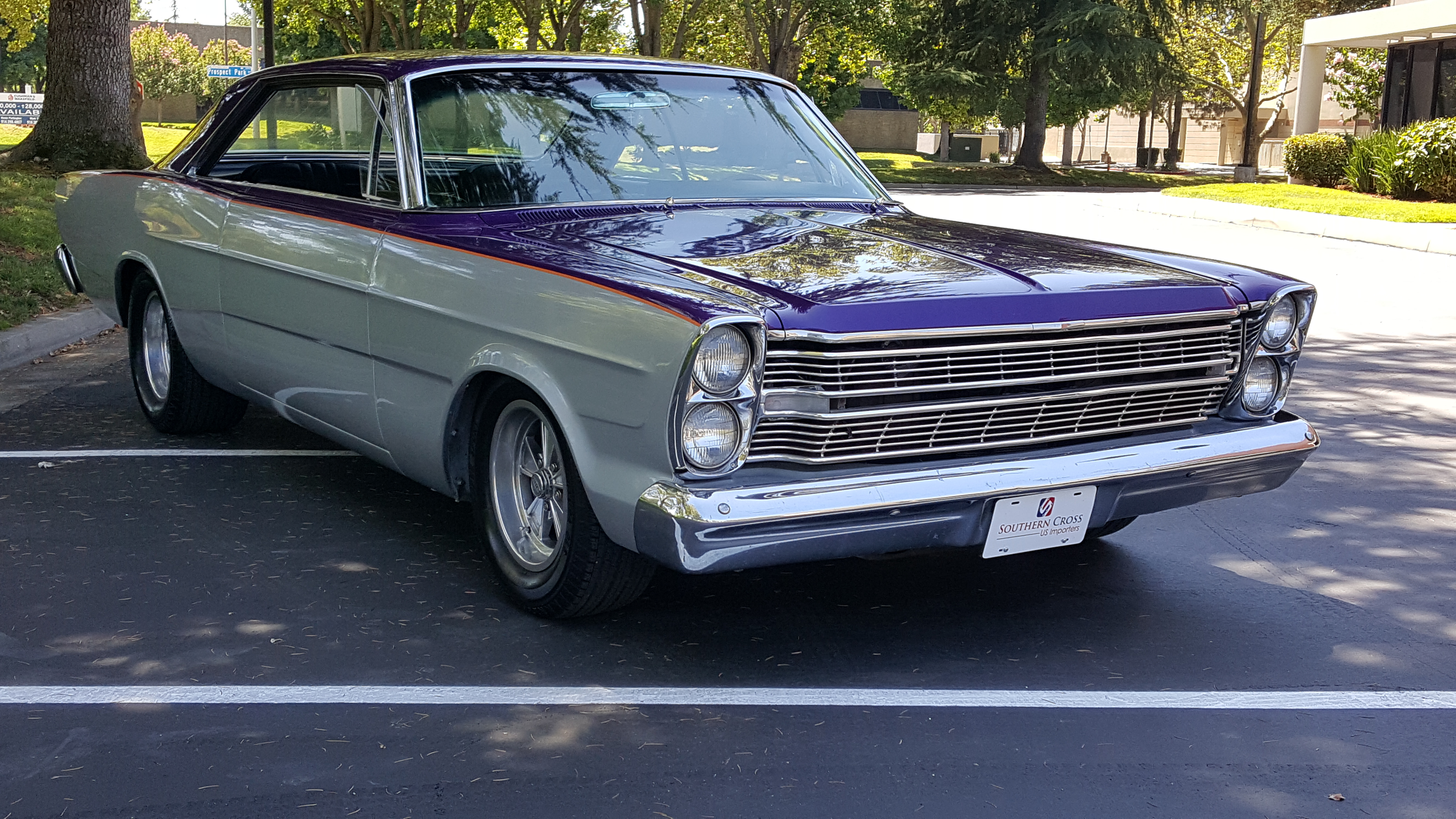 1966 Ford Galaxie 500 Southern Cross Us Importers