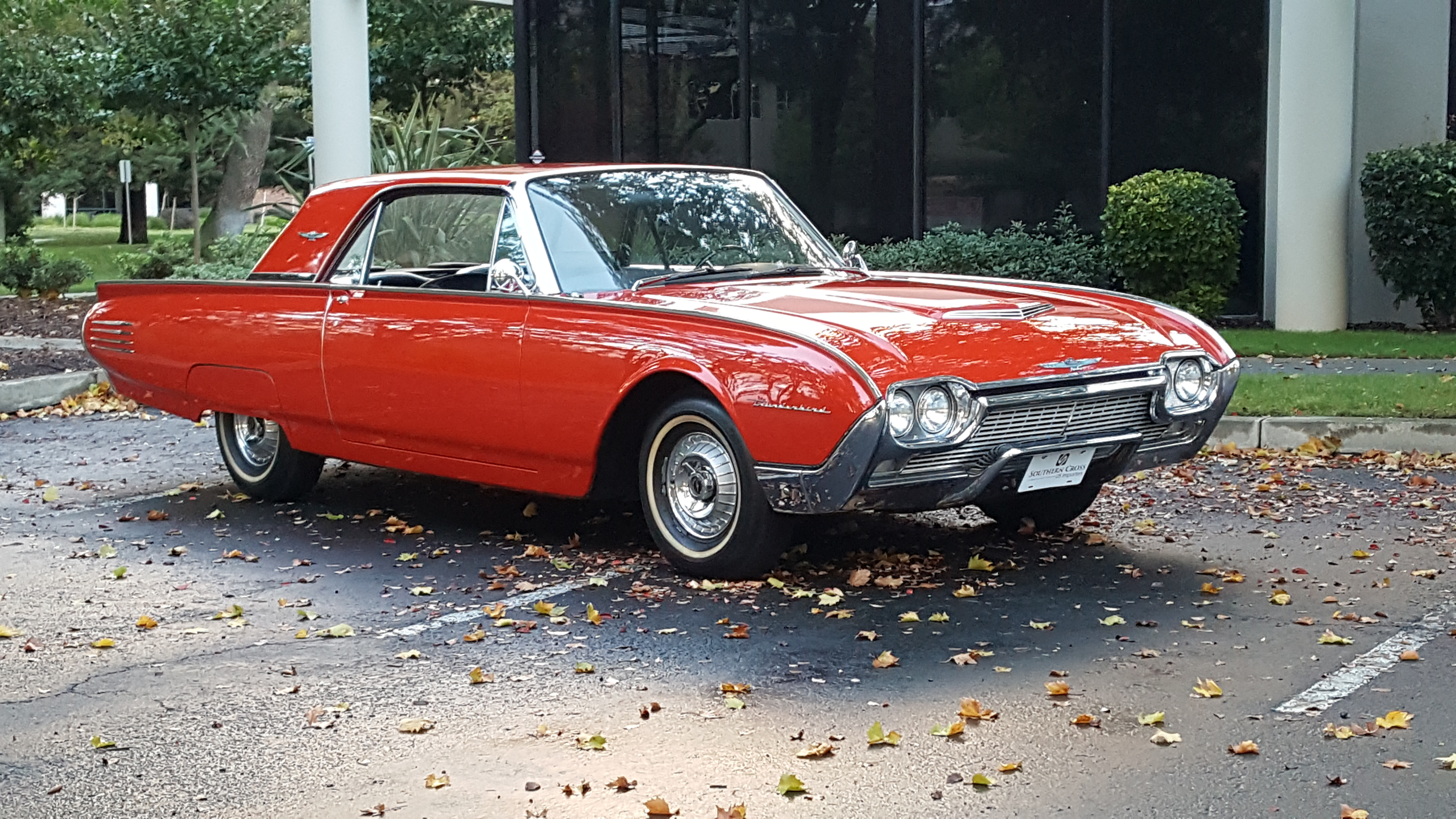1961 Ford Thunderbird **She's Gone** – Southern Cross US ...